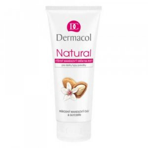 DERMACOL Mandlový krém na ruce 100 ml