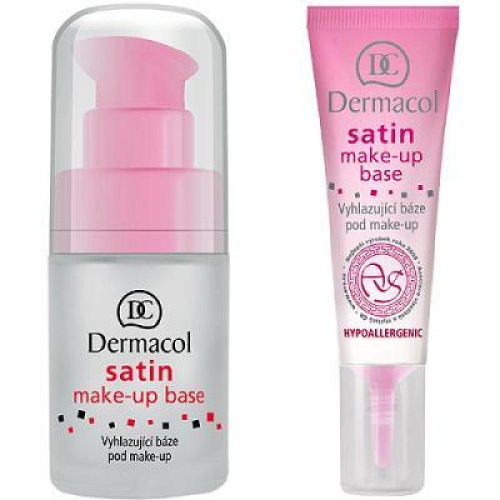 Dermacol Satin make-up Base báze pod make-up 30 ml