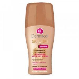 DERMACOL Tělové mléko urychlující opálení 200 ml