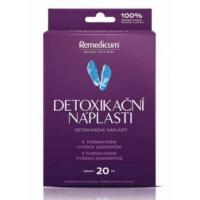 REMEDICUM Detoxikační náplasti 20 kusů