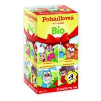APOTHEKE Pohádkový čaj Pohádková zahrádka BIO 20x 2 g sáčků