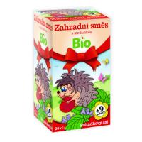 APOTHEKE Pohádkový čaj Zahradní směs s meduňkou BIO 20x 2 g sáčků