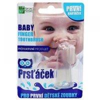 TÝM PRO FARMACII Dětský zubní kartáček na prst 0m+