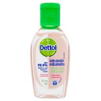 DETTOL Antibakterialni gel na ruce s heřmánkem 50ml