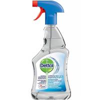 DETTOL Antibakteriální sprej na povrchy Limetka a máta 500 ml