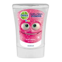 DETTOL Kids Náplň do bezdotykového dávkovače mýdla Mýdlový kouzelník (250ml)