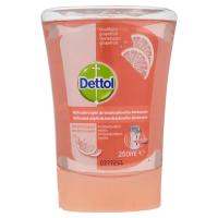 DETTOL Náplň do bezdotykového dávkovače Grapefruit (250 ml)