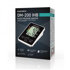 DIAGNOSTIC automaticky pažní tlakoměr DM-200 IHB