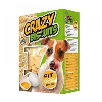 DIBAQ Piškoty Crazy Biscuits pro psy 180 g