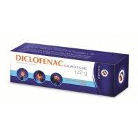 DICLOFENAC Galmed 1% gel 120 gm