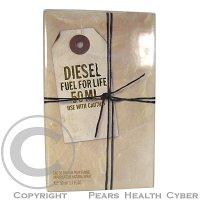 Diesel Fuel for life Parfémovaná voda 50ml