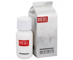 Diesel Plus Plus Feminine Toaletní voda 75ml