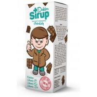 DOKTOR SIRUP Kalciový čokoláda 100 ml
