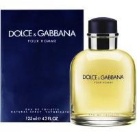 Dolce & Gabbana Pour Homme Toaletní voda 125ml
