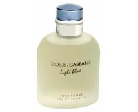 Dolce & Gabbana Light Blue Pour Homme Toaletní voda 125ml Tester TESTER