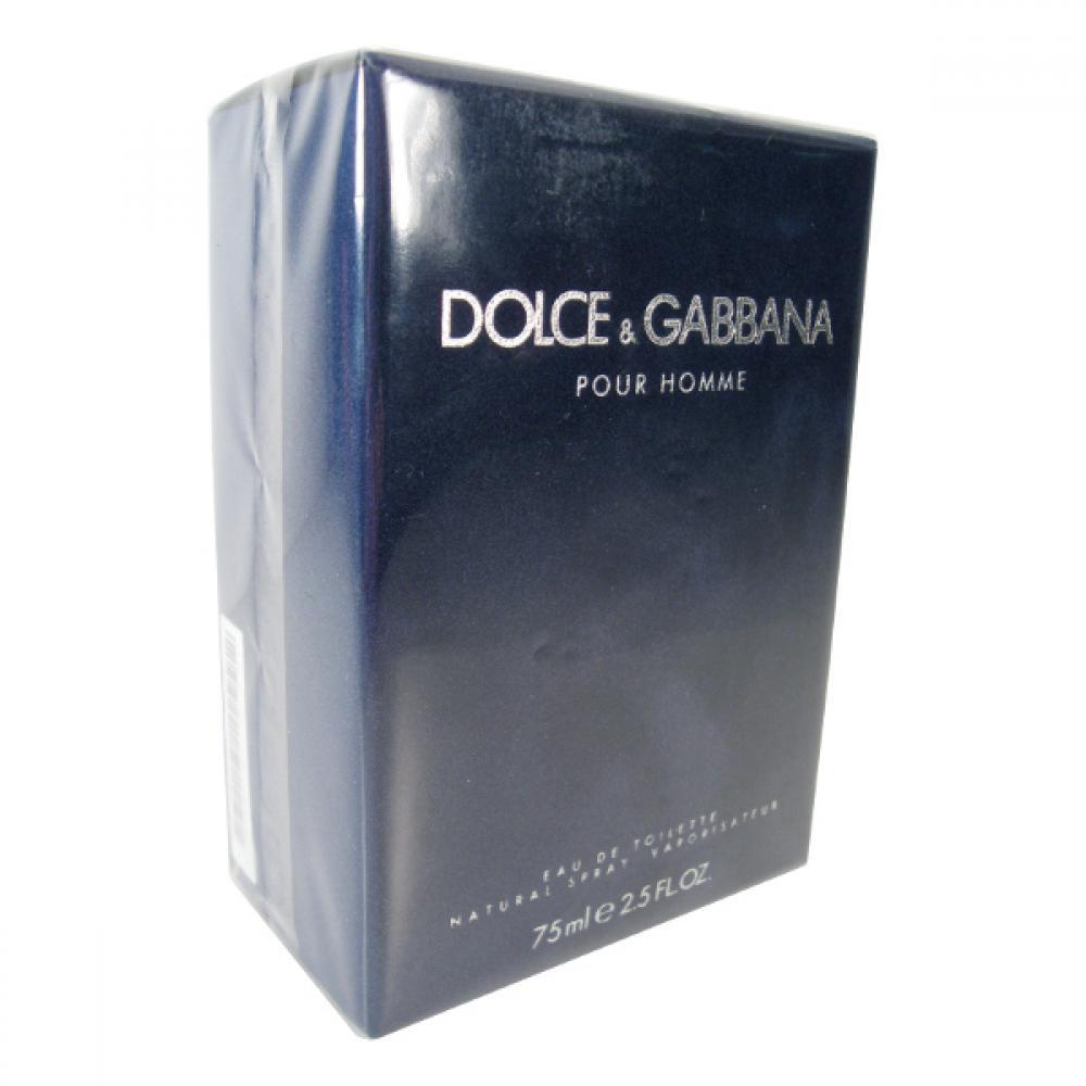 Dolce & Gabbana Light Blue Pour Homme Toaletní voda 75ml