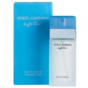 DOLCE & GABBANA Light Blue Toaletní voda 100 ml