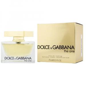 DOLCE & GABBANA The One Parfémovaná voda 75 ml
