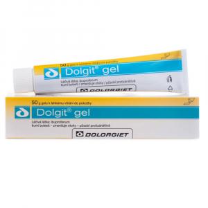 DOLGIT Gel 50 mg 50 g