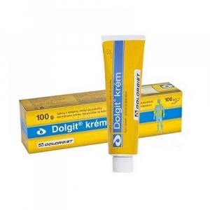 DOLGIT Krém 100 g