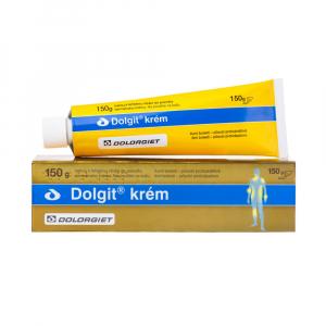 DOLGIT Krém 50 mg 150 g