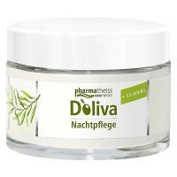 DOLIVA Noční olivový regenerační krém s ceramidy 50 ml