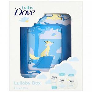 DOVE Baby Premium kazeta s hrací skříňkou