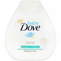 DOVE Baby Sensitive Hydratační tělové mléko 200 ml