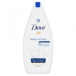 DOVE  vyživující sprchový gel Deeply Nourishing 500 ml