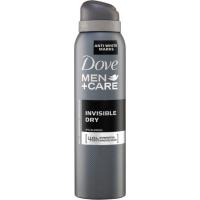 DOVE Men+Care Invisble Dry antiperspirant ve spreji 48h 150 ml