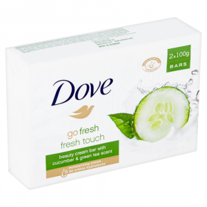 DOVE Go Fresh Okurka&Zelený čaj tuhé mýdlo 100 g