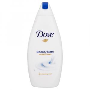 DOVE Indulging Cream pěna do koupele 500 ml