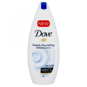 DOVE Deeply Nourish sprchový gel 250 ml