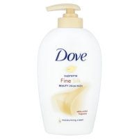 DOVE Supreme Silk tekuté mýdlo 250 ml