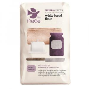 DOVES FARM-FREEE Chlebová směs Bílá bez lepku 1000 g