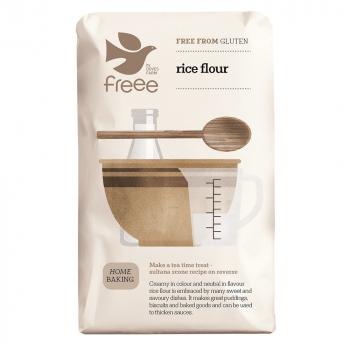 DOVES FARM-FREEE Rýžová mouka bez lepku 1000 g
