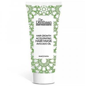 DR. DEREHSAN Přírodní maska na podporu růstu vlasů s avokádovým olejem 200 ml