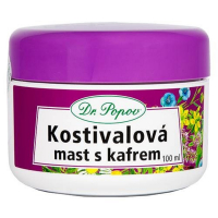 DR. POPOV Kostivalová mast s kafrem 100 ml
