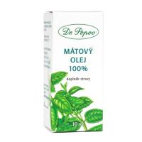 DR.POPOV Mátový olej 100% 10 ml