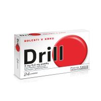 DRILL Classic 24 pastilek