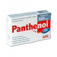 DR. MÜLLER Panthenol tablety 100 mg 24 tablet