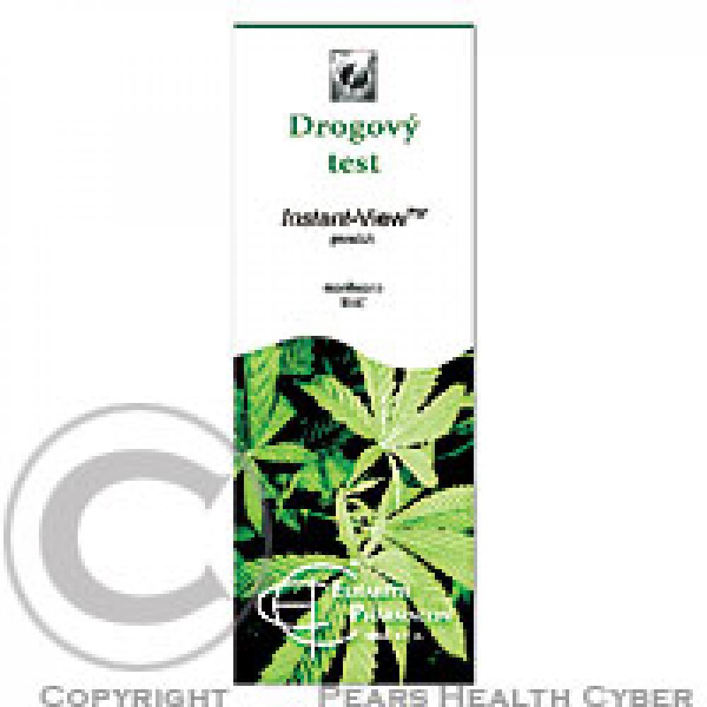 Drogový test THC Instant -View 1 ks