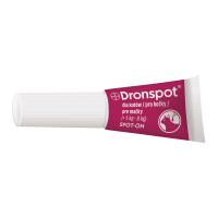 DRONSPOT 96 mg/24 mg spot-on pro velké kočky 2x1,12 ml