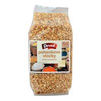 DRUID Pohankové vločky neochucené jemné 250 g