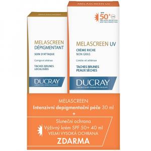 DUCRAY Melascreen Dépigmentant + UV riche ZDARMA