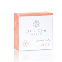 DULCIA Natural Přírodní mýdlo Lanolin 90 g