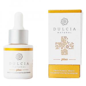 DULCIA Plus První pomoc Pigmentové skvrny 20 ml