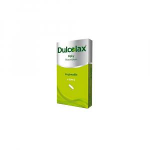 DULCOLAX  6 čípků