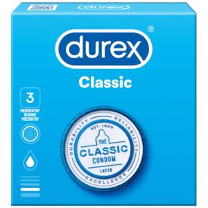 DUREX Classic 3 kusy