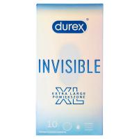 DUREX Invisible XL 10 ks